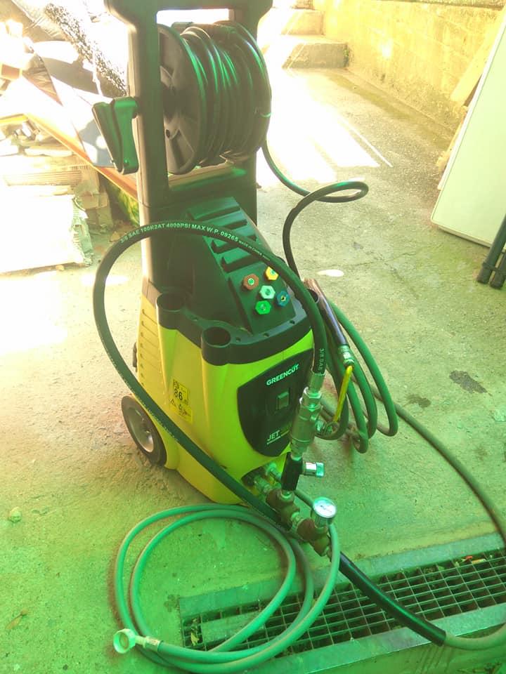 ابزار ساخت هنگ درام - هیدرولیک چکش مکانیکی