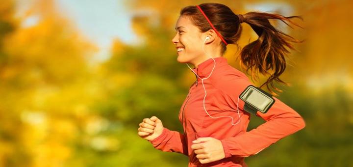 تاثیر موسیقی هنگام ورزش