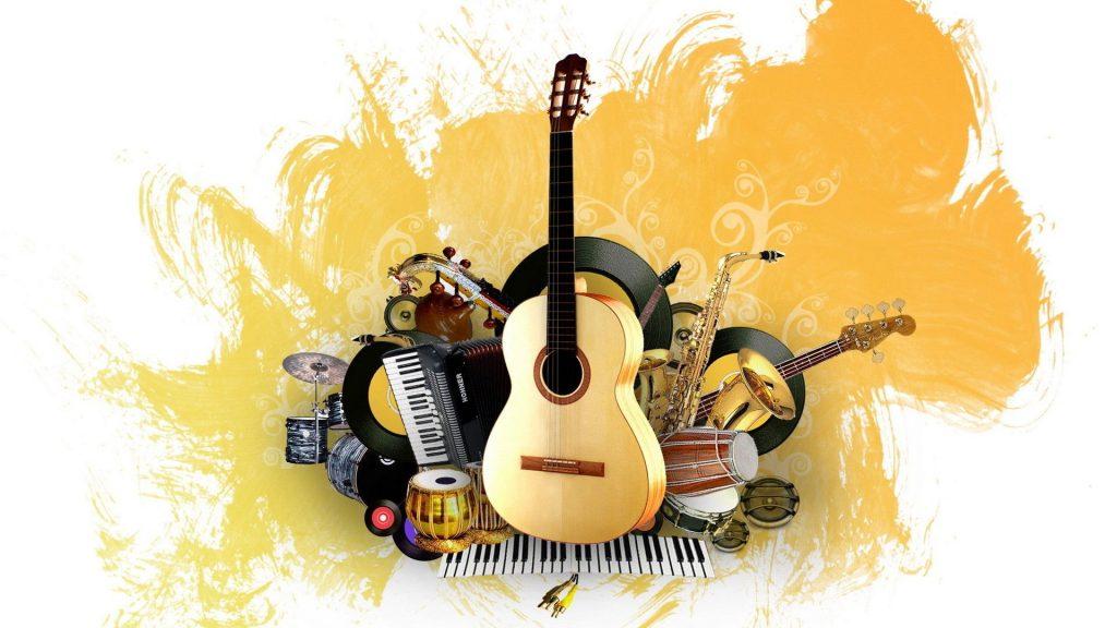 انتخاب هنگ درام یا ساز برای شروع موسیقی