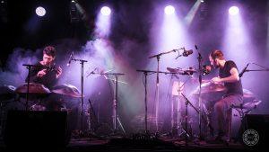 نوازنده حرفه ای هنگ درام
